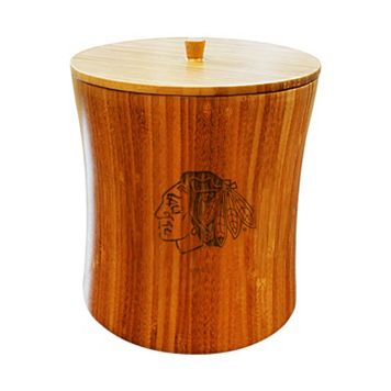 Chicago Blackhawks Bamboo Ice Bucket