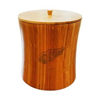Detroit Red Wings Bamboo Ice Bucket