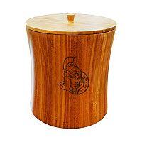 Ottawa Senators Bamboo Ice Bucket