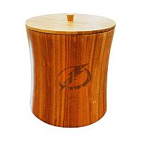Tampa Bay Lightning Bamboo Ice Bucket