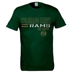 Men's Colorado State Rams Right Stack Tee