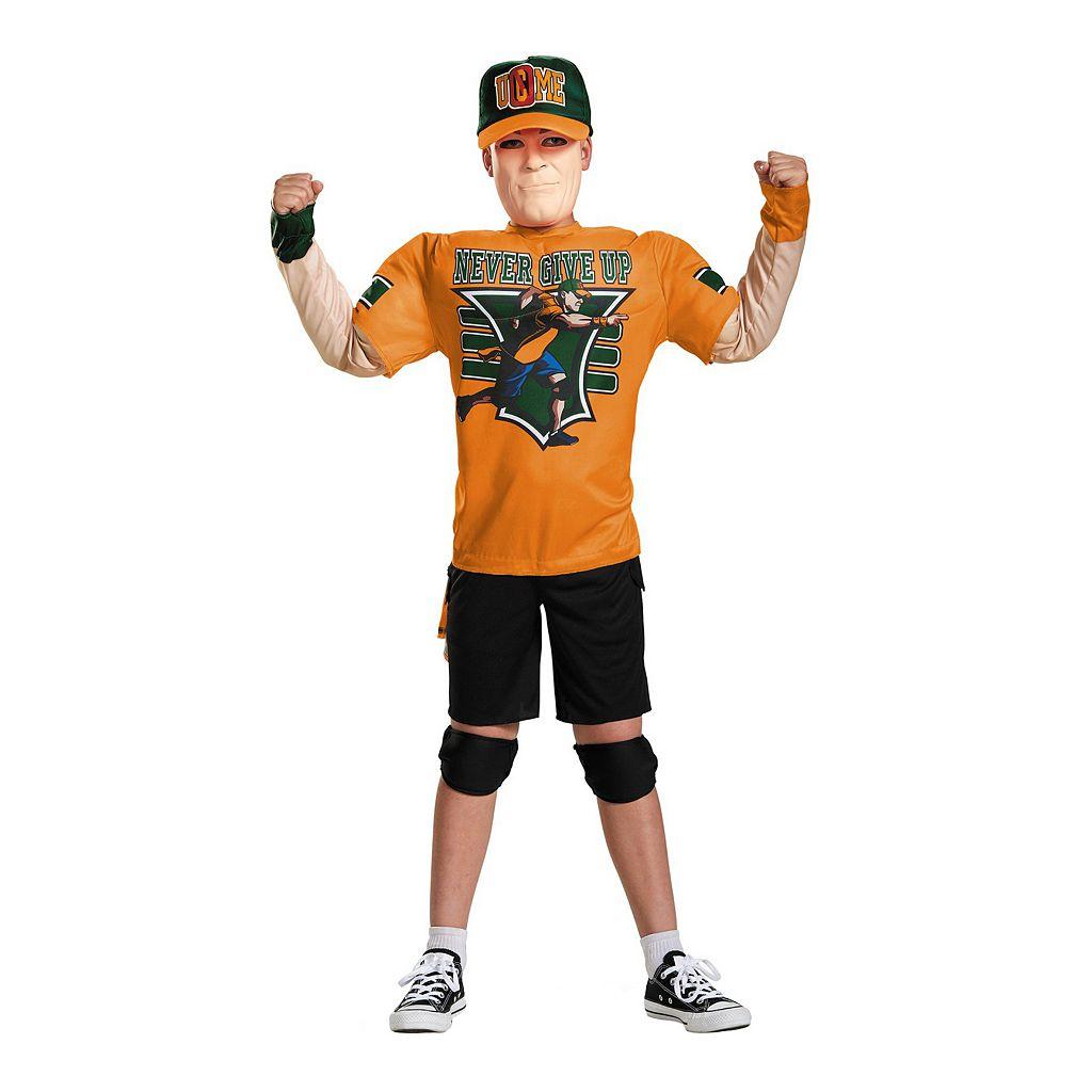 Kids Classic WWE John Cena Muscle Costume
