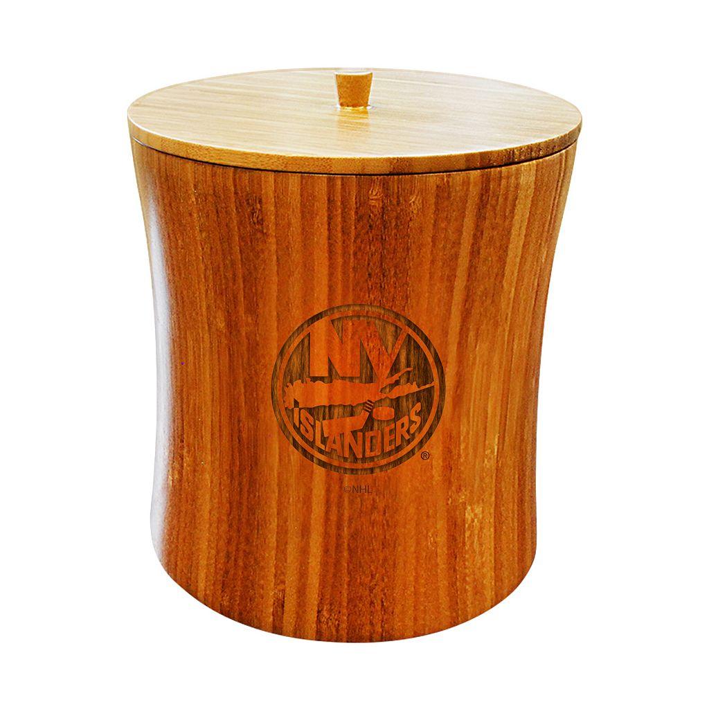New York Islanders Bamboo Ice Bucket