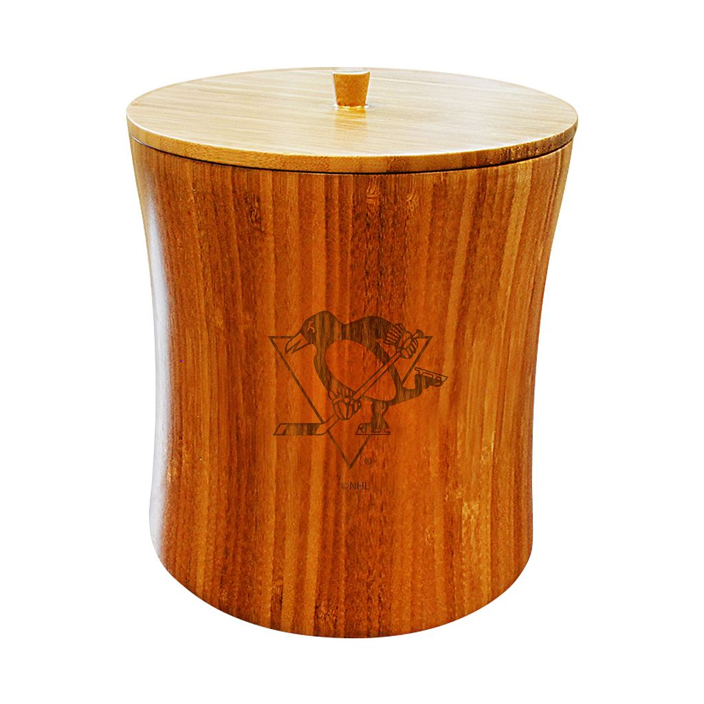 Pittsburgh Penguins Bamboo Ice Bucket
