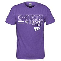 Men's Kansas State Wildcats Right Stack Tee