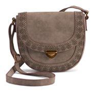 SONOMA Goods for Life™ Willa Saddle Crossbody Bag