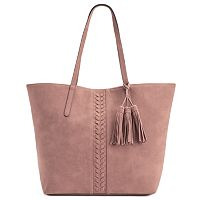 SONOMA Goods for Life™ Winona Laced Tassel Tote