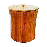 Houston Rockets Bamboo Ice Bucket