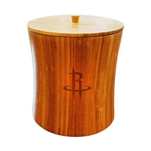 Houston Rockets Bamboo Ice Bucket