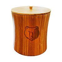 Memphis Grizzlies Bamboo Ice Bucket