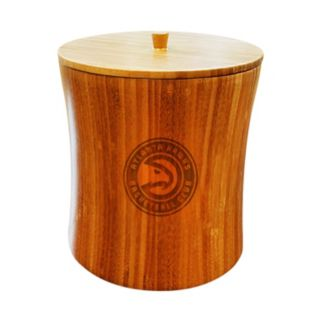 Atlanta Hawks Bamboo Ice Bucket