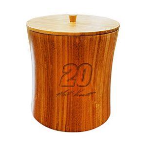 Matt Kenseth Bamboo Ice Bucket