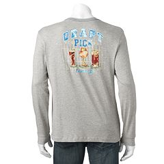 Men's Caribbean Joe 'Draft Pick' Tee