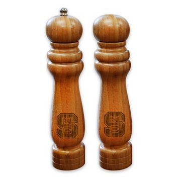 North Carolina State Wolfpack Salt Shaker & Pepper Mill Set