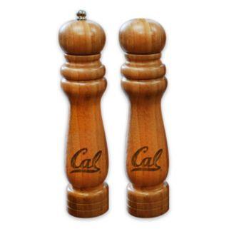 Cal Golden Bears Salt Shaker & Pepper Mill Set