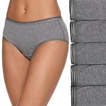 Fruit of the Loom 5-pack Ultra Soft Hipster Panties 5DUSKHP