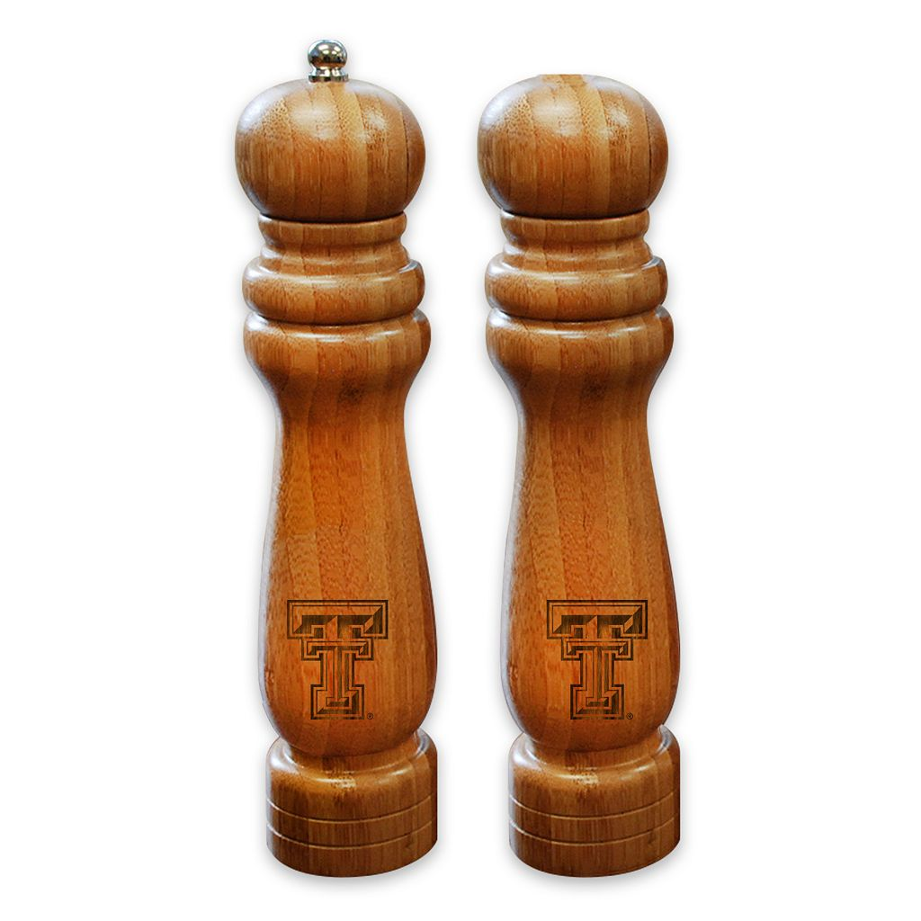 Texas Tech Red Raiders Salt Shaker & Pepper Mill Set