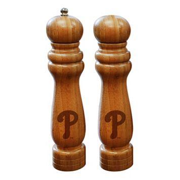 Philadelphia Phillies Salt Shaker & Pepper Mill Set