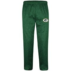 Men's Majestic Green Bay Packers Classic Synthetic Pants