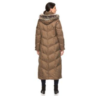 Women's Towne by London Fog Blake Hooded Puffer Jacket