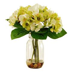 Designs by Lauren Artificial Hydrangea Arrangement