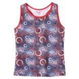 Girls 4-14 Jacques Moret Gym Champ Tank Top