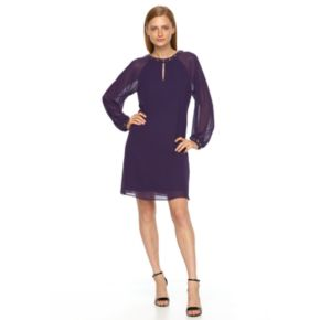 Women's Expo Beaded Shift Dress