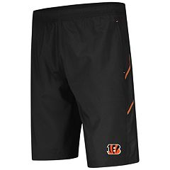 Men's Majestic Cincinnati Bengals Team Pride Shorts