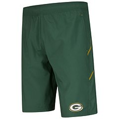 Men's Majestic Green Bay Packers Team Pride Shorts