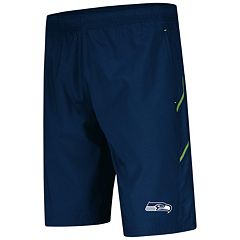 Men's Majestic Seattle Seahawks Team Pride Shorts