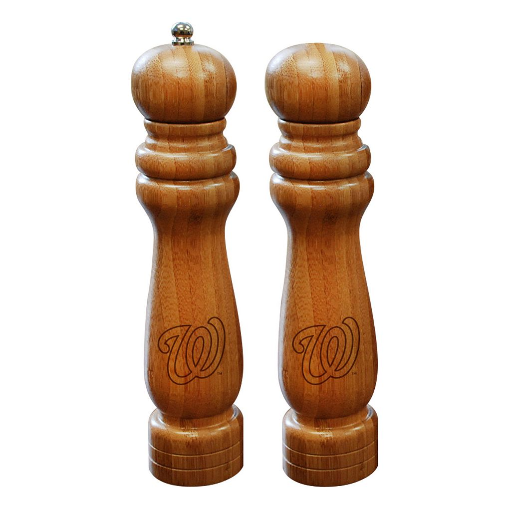 Washington Nationals Salt Shaker & Pepper Mill Set