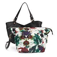 Olivia Miller Tata Floral 2-in-1 Tote
