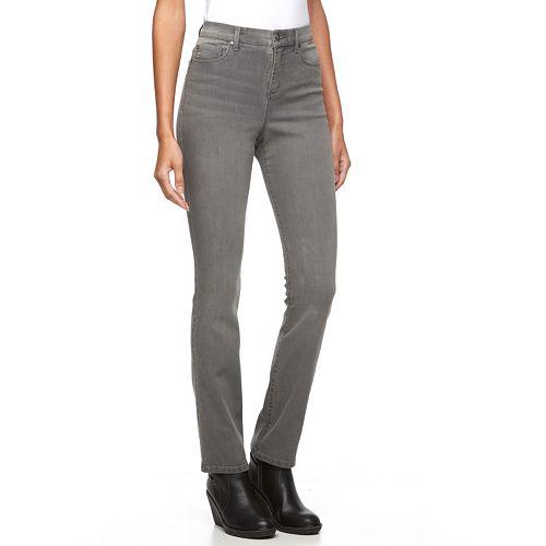 600c4c7f292 Women's Gloria Vanderbilt Jordyn Curvy Fit Bootcut Jeans