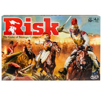 Risk Game by Hasbro