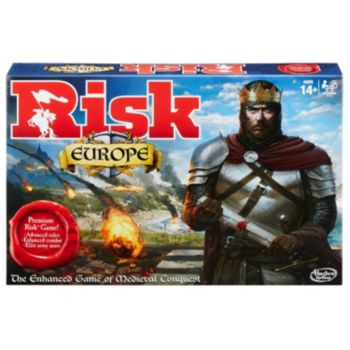 Risk Europe Game by Hasbro
