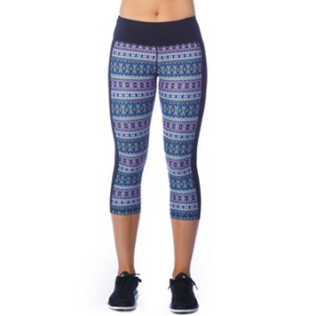Women's PL Movement by Pink Lotus Magical Graphic Yoga Capris