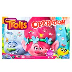 Operation Game: DreamWorks Trolls Edition by Hasbro