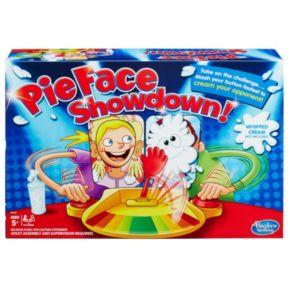 Hasbro Games Pie Face Showdown Game by Hasbro