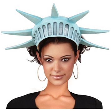 Adult Statue of Liberty Costume Tiara