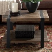 Alaterre Modesto Cube Coffee Table