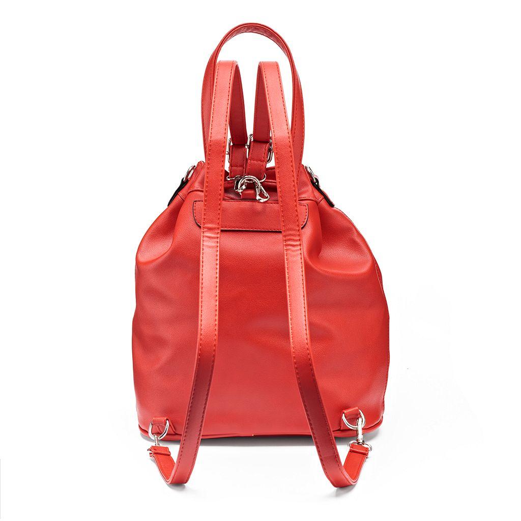 Olivia Miller Kristen Drawstring Convertible Backpack