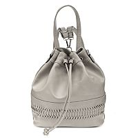 Olivia Miller Kristen Drawstring Convertible Backpack