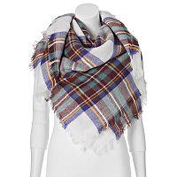 Apt. 9® Plaid Square Blanket Scarf