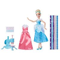 Disney Princess Cinderella's Stamp 'n Design Studio by Hasbro