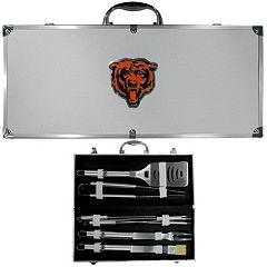Chicago Bears 8-Piece BBQ Set