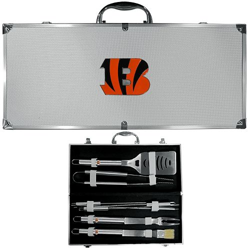 Cincinnati Bengals 8-Piece BBQ Set