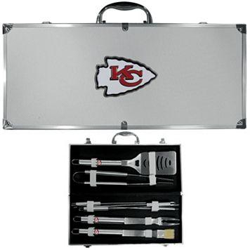 Kansas City Chiefs 8-Piece BBQ Set
