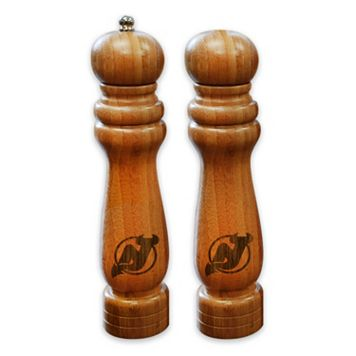 New Jersey Devils Salt Shaker & Pepper Mill Set