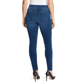 Petite Gloria Vanderbilt Avery Pull-On Skinny Pants