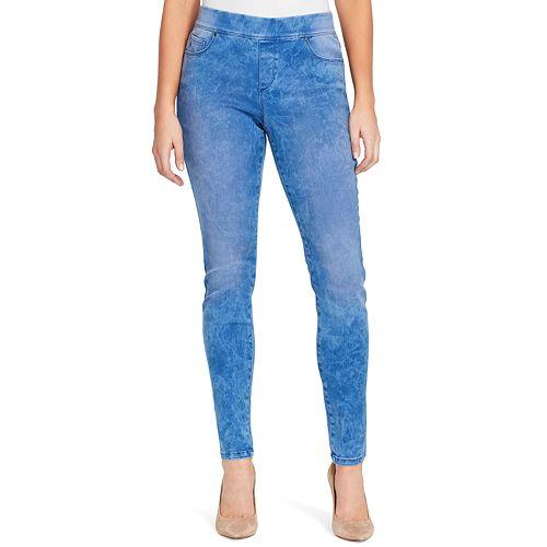 a98fac4c0b6 Petite Gloria Vanderbilt Avery Pull-On Skinny Pants